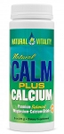 NATURAL CALM PLUS CALCIUM     (8OZ UNFLAVORED)