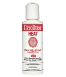 Cryoderm Heat 4oz Gel